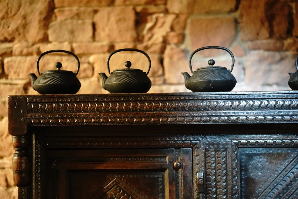 dockray hall teapots
