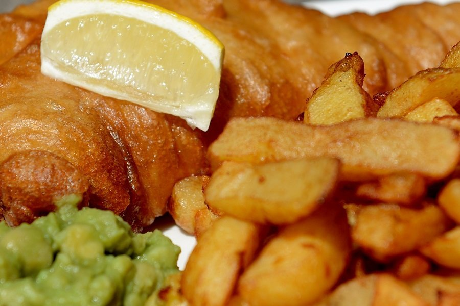 Fish & Chip Shop Night, NOW Tues 3rd Nov